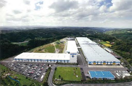 三進金属工業 福島工場